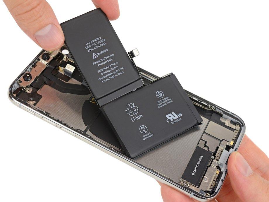 батерия за iPhone