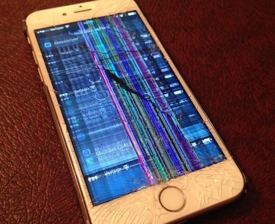 дисплей за iphone