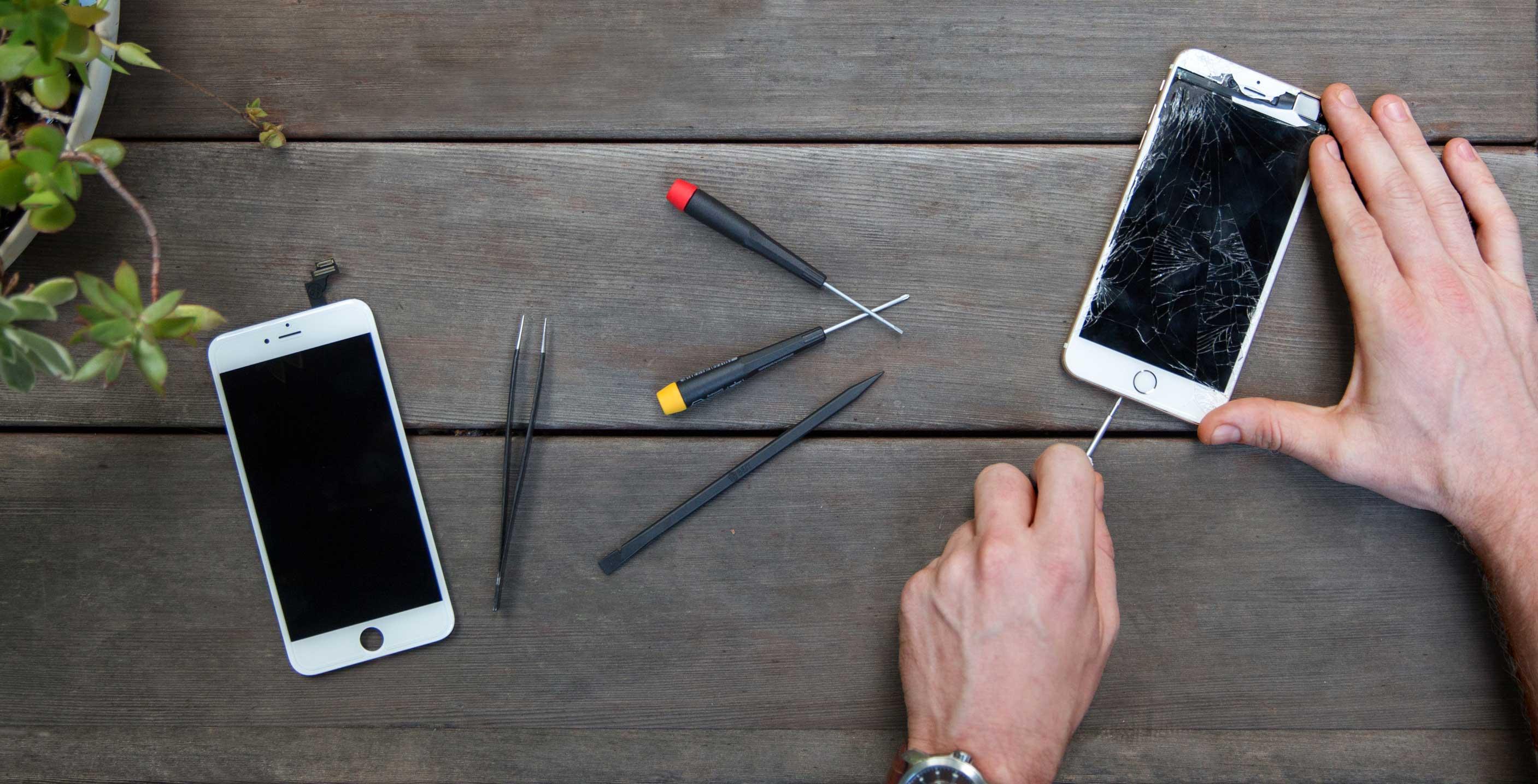 бърз ремонт зза iphone